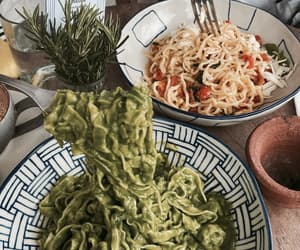 food, pasta, and inspiration image