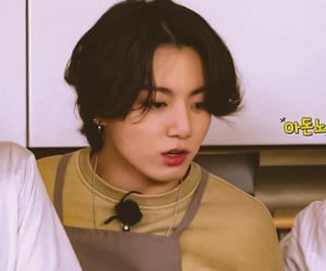 jin, seokjin, and jungkook image