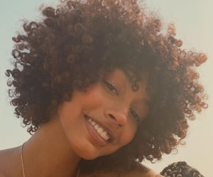 Afro, curly, and jawn image