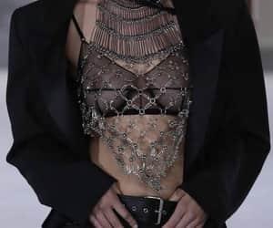 black, fashion, and rock image
