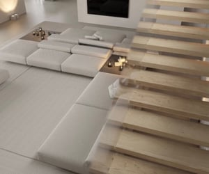 aesthetic, interior design, and minimalism image