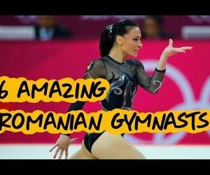 gymnastics, nadia comaneci, and sports image