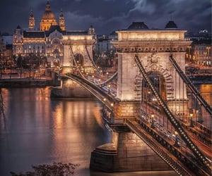 budapest, city, and hungary image