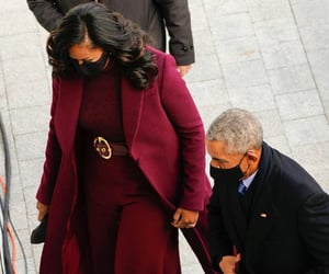 michelle obama, obama, and ari image