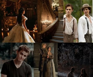 vintage, 1700s, and tvd image