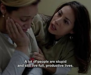 quotes, tv, and orange is the new black image