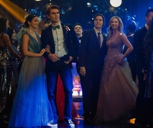 Prom, cole sprouse, and season 5 image