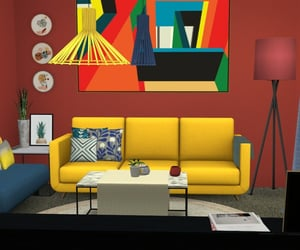 art, furniture, and sims4 image