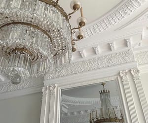 chandelier, home house interior, and fashion image