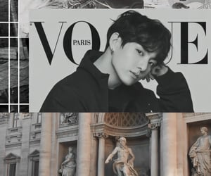 feed, vintage, and jungkook image