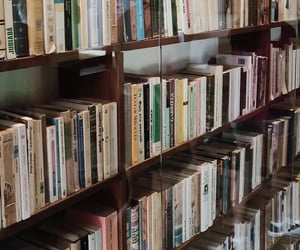 autor, biblioteca, and book image