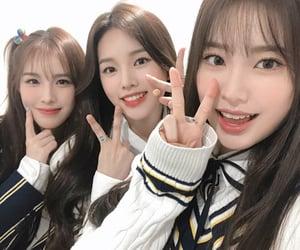 girl group, k-pop, and girlgroup image