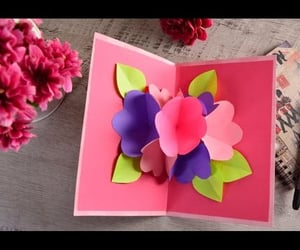 diy, handcraft, and papel image