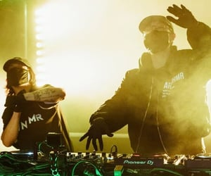 dj, electronic dance music, and melodic dubstep duo image