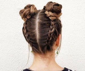 hair, photography, and hairstyle image
