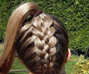 hair, style, and estilo image