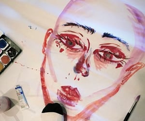 life, paiting, and art image