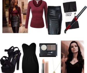 rose hathaway, fashion, and outfit image