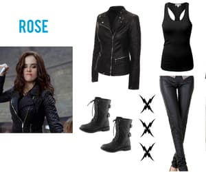 fashion, outfit, and vampire academy image