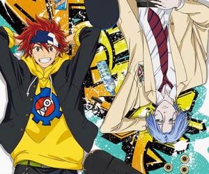 anime, manga, and sk8 the infinity image