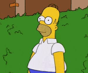 simpsons, bart simpsons, and gif image