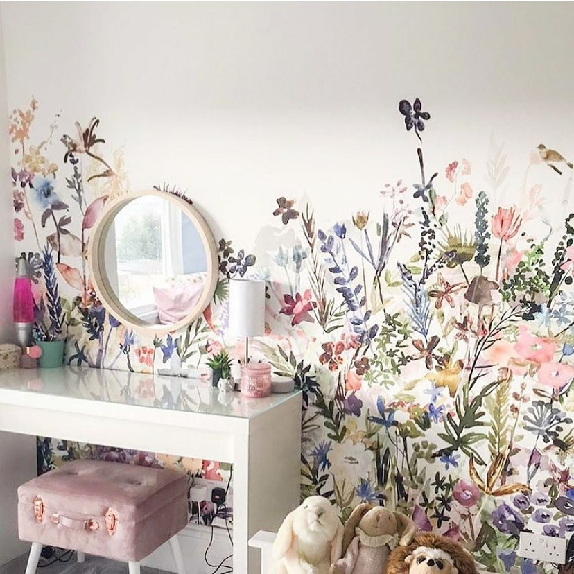 aesthetic, beautiful, and dressing table image