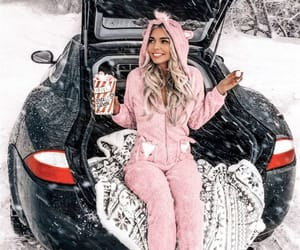 car, chill, and cozy image