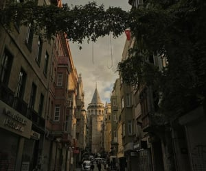 city, istanbul, and places image
