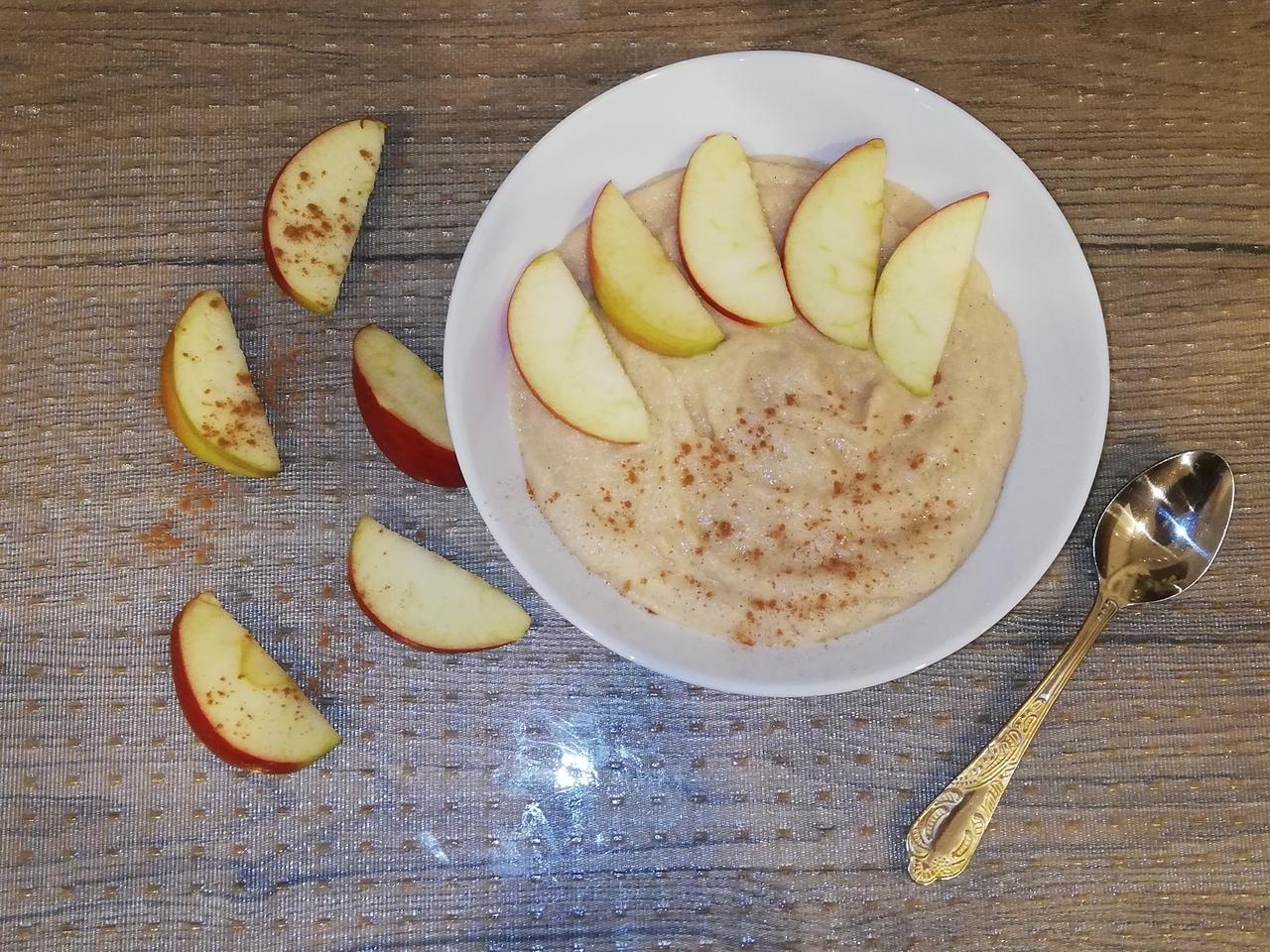 apple, apples, and vegan image