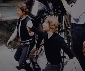 a new hope, behind the scenes, and star wars image