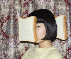 bread, izumi miyazaki, and photography image
