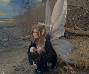 ethereal, fae, and faery image