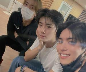 taeyang, jaeyoon, and dawon image