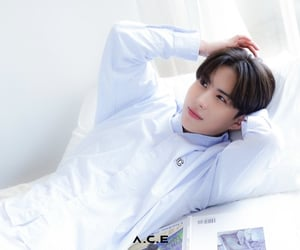 ace, a.c.e, and sehyoon image