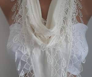 etsy, scarfs, and xmas gift image