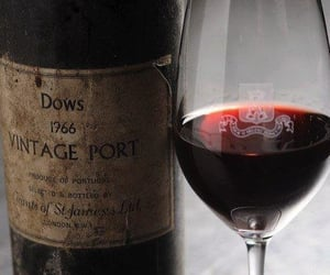 wine, vintage, and drink image