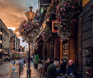 travel, dublin, and ireland image