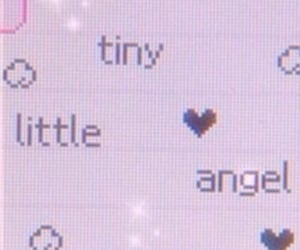 angel, aesthetic, and theme image