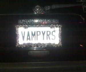 vampire, black, and goth image
