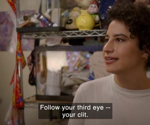 broad city, br, and meme image