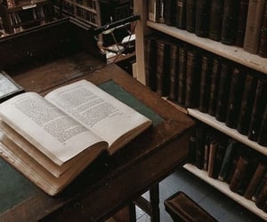 books, inspiration, and library image