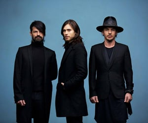 30 seconds to mars, up in the air, and jared leto image