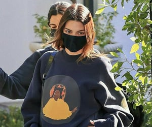 January 20, 2021 - Kendall out in LA.