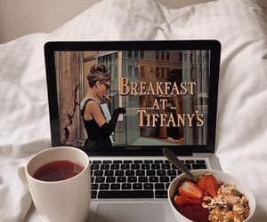 breakfast, food, and Breakfast at Tiffany's image