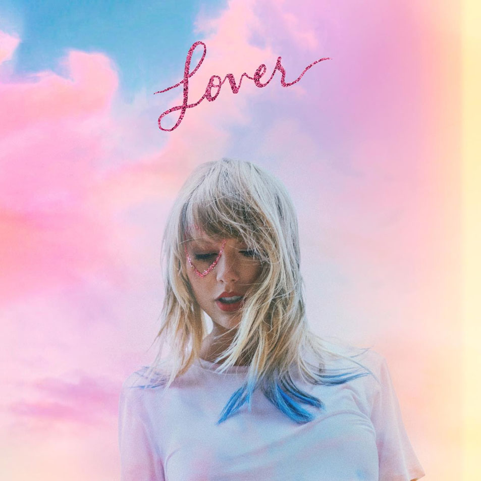 lover, Swift, and music image