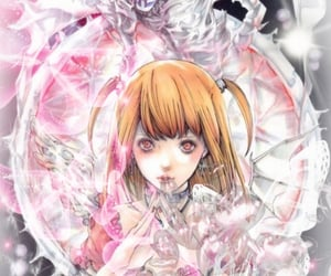 anime, dreamcore, and misa image