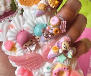 art, kawaii, and nails image