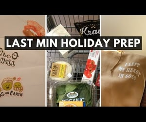 video, bow n arrow clothing, and last minute holiday prep image