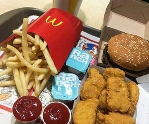 food, goals, and McDonald's image