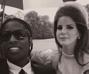 couple, asap rocky, and relationships image